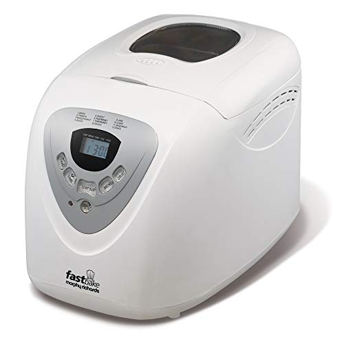 Morphy Richards Fastbake Breadmaker - White