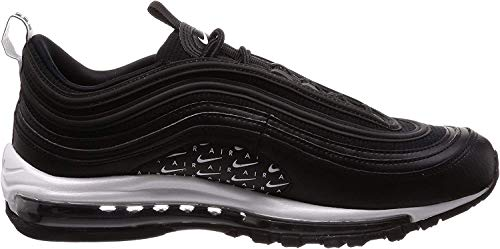 Nike Damen W Air Max 97 Lx Fitnessschuhe, Schwarz (Black/Black/White 001), 40.5 EU