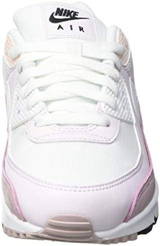 Amazon.com | Nike Air Max 90 Women Light Violet Champagne CV8819 ...