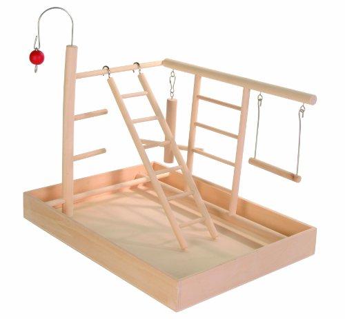 Trixie 5655 Holzspielplatz, 34 × 26 × 25 cm