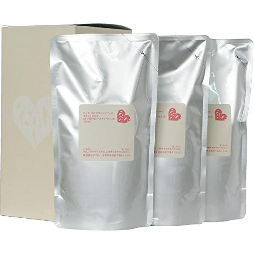 神の銅ブリーフケースピース プロデザインシリーズ モイストミルク バニラ リフィル 200ml×3