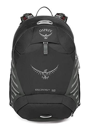 Osprey Escapist 32 - Mochila Bicicleta - S/M Negro 2019