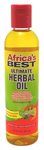 Africas Best Ultimate Herbal Oil 235 ml (Pack of 3)