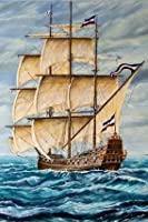 1500個の木製 教育的 のパズルの装飾のおもちゃ -海に出航(6歳以上が適しています)(87x57cm)