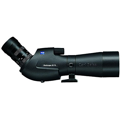 ZEISS Spektiv Victory Diascope 65T* FL 65mm, schwarz, Schrägeinblick