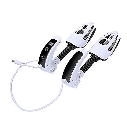 QQO Pie Secadora, Zapatos Secadora Eléctrica Desodorante UV Esterilización De Dispositivos De...