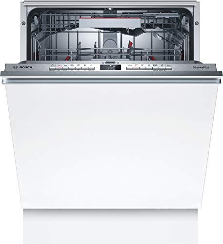 Bosch SMV4HDX52E Serie 4 Geschirrspüler Vollintegriert / D / 60 cm / 84 kWh/100 Zyklen / 13 MGD / SuperSilence / InfoLight / Extra Trocknen / VarioBesteckkorb / Home Connect
