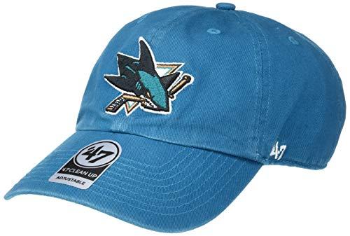 '47 NHL reinigen bis Verstellbarer Hat, Unisex, Dunkles Türkis
