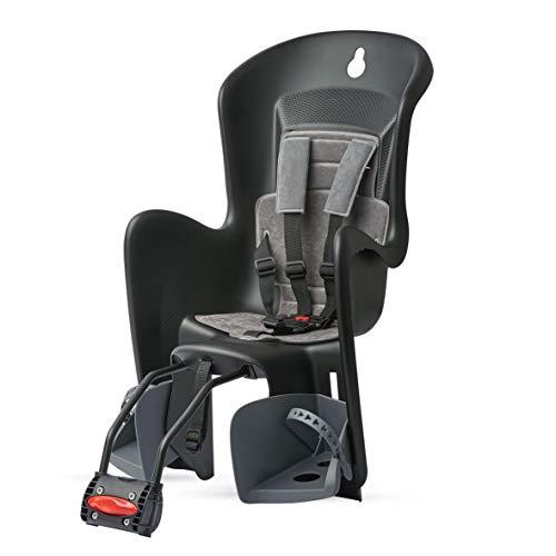 FISCHER Fahrrad-Kindersitz, bis 22kg, mit Rahmenbefestigung