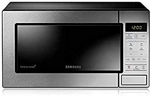 Samsung GE83M Encimera 23L 1200W Acero inoxidable - Microondas (Encimera, 23 L, 1200 W, Tocar, Acero inoxidable, Apertura por empuje)