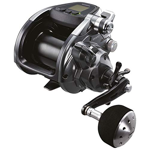 SHIMANO Forcemaster Electric Reel, FM9000