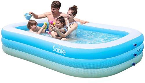 Sable -   Aufblasbarer Pool,