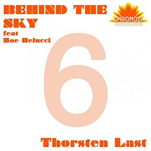 Behind the Sky (feat. Zoe Belucci) [James Dax Future Garage Remix]