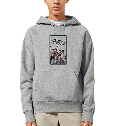 Generico Kpop Stray Korean Band Kids_WZ2993 - Sudadera para adulto, peso ligero, 100% algodón, diseño...