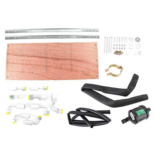Evaporatore del condizionatore d'aria, vasta gamma di applicazioni Evaporatore del gruppo dell'evaporatore del condizionamento d'aria 12V Evaporatore per il veicolo