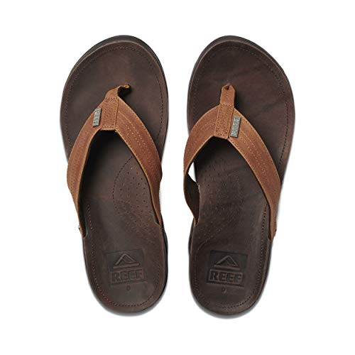 Reef Herren J-Bay Iii Flipflop, Coffee/Bronze, 39 EU