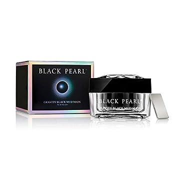 Sea of spa Black Pearl Gravity Black Mud Prestige Magnetic Face Mask