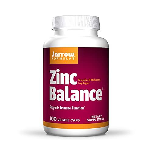 Jarrow Formulas Zinc Balance 15 mg …