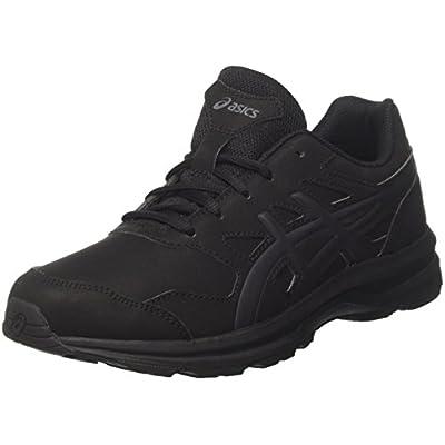 Asics Gel-Mission 3, Walking Shoe Hombre, Negro (Black/Carbon/Phantom 9097), 41.5 EU