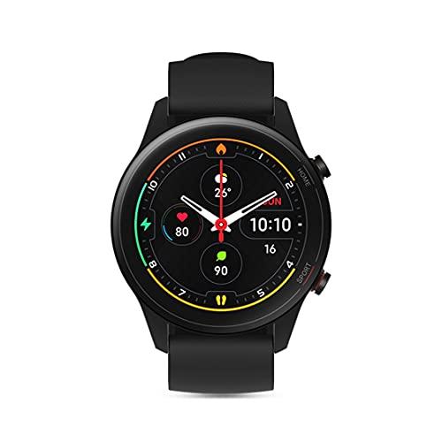 Mi Watch Revolve Active (Black) - 1.39' AMOLED Display,...