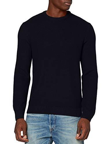 edc by Esprit 990CC2I301 Pullover, Herren, Blau M