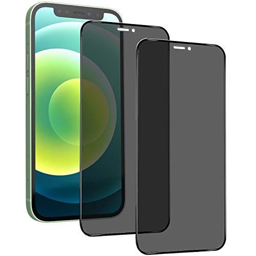Vetro Temperato per Xiaomi Mi 10T 5G / 10T Pro 5G, [2 pezzi] Privacy Pellicola Protettiva Anti Spy Salvaschermo 3D Protezione Schermo Copertura Completa Compatibile con Xiaomi Mi 10T 5G / 10T Pro 5G