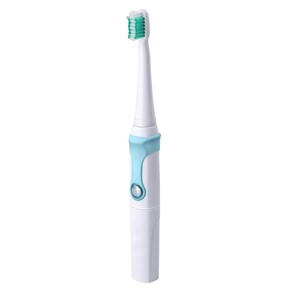 リラックス組み合わせる医薬電動歯ブラシ洗浄超音波歯ブラシ防水精密ブラシヘッド旅行