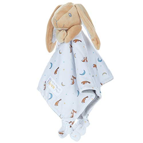Guess How Much I Love You Nutbrown Hare Blanky & Plush Toy, 14'
