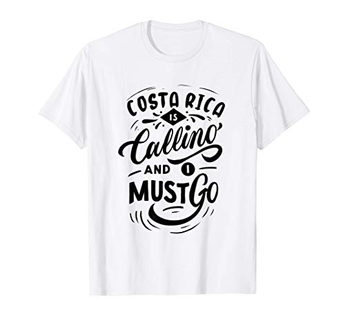 Moving To Costa Rica Gift Souvenir Costa Rican T-Shirt