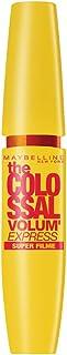 Máscara de Cílios The Colossal Super Filme, Maybelline, Preto, Único