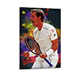 ASFAFG Tennis-Superstar Andy Murray HD Art Sport Poster