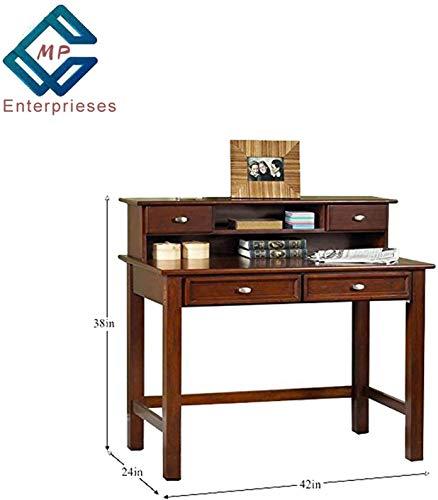 MP Enterprises Sheesham Wood Work Table Writing