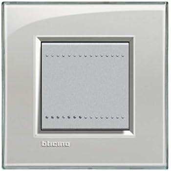 Bticino livinglight Placa air 2x2 m/ódulos tech