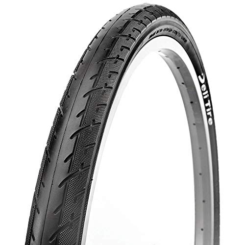 Deli Tire Cierre hermético neumático Unisex Reflectante SA-235neumático, Negro, 50,8cm x 1,50mm