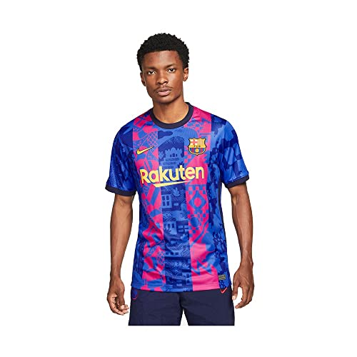 Nike - FC Barcelone Saison 2021/22 Maillot Other Équipement