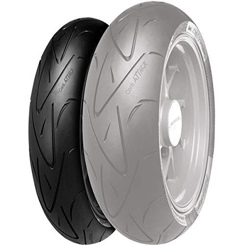 Neumáticos de goma Continental Continental Continatack 120/70ZR17M/C (58W) TL
