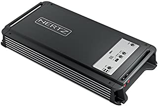 Hertz Audio HDP1 1000W RMS Digital Power Series Class-D Monoblock Amplifier