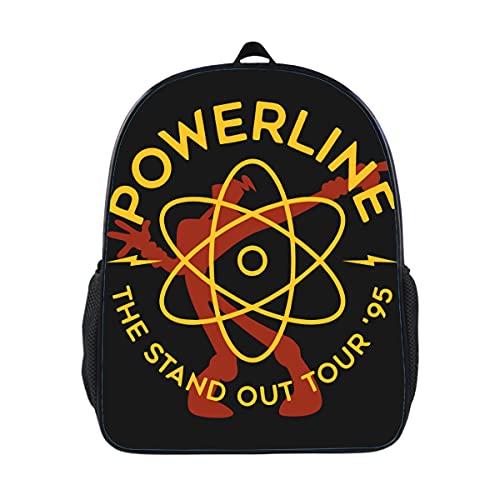 Powerline Tour 95 Kleinkind-Rucksack für kleine Kinder, wasserabweisend, Kindergarten-Vorschultaschen
