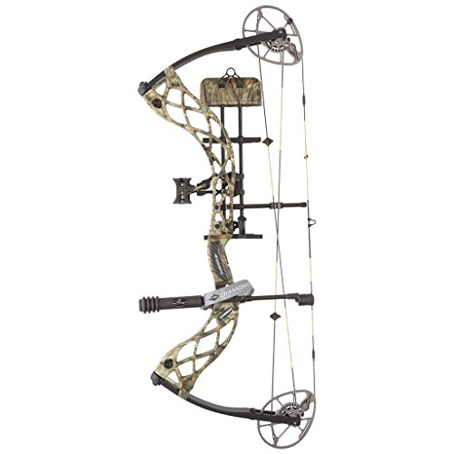 Diamond Archery Deploy SB RAK Bow Package, Mossy Oak Break-Up Country, Left