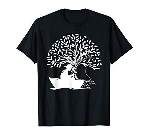 Homme Pecheur Pêche Poisson Bateau Cool Sport Barque Homme Cadeau T-Shirt