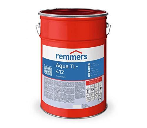 Remmers Aqua TL-412-Treppenlack farblos (5 l, seidenmatt)