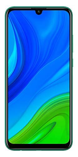HUAWEI P Smart 2020 Smartphone BUNDLE (15,77 cm (6,21 Zoll), 128 GB interner Speicher, 4 GB RAM, 13 MP + 2 MP, PDAF Hauptkamera, Android, EMUI 9.1.0) emerald green + gratis 16 GB Speicherkarte