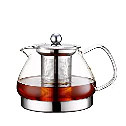 Toyo Hofu Glass Teapot