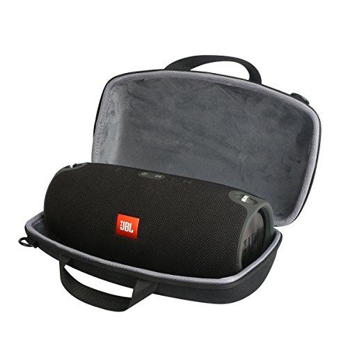 Hart Reise Schutz Hülle Etui Tasche für JBL Xtreme – Tragbarer Lautsprecher spritzwassergeschützt by co2CREA