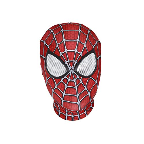 Halloween Mask Superhero Masks Cosplay Costumes Mask Fabric Material (Adult mask, 004)