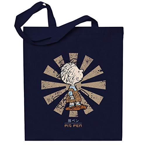 Cloud City 7 Pig Pen Retro Japanese Peanuts Totebag