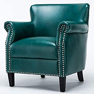 Comfort Pointe Holly Teal Club Chair