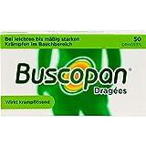 Buscopan überzogene Tabletten Reimport EMRAmed, 50 St. Tabletten