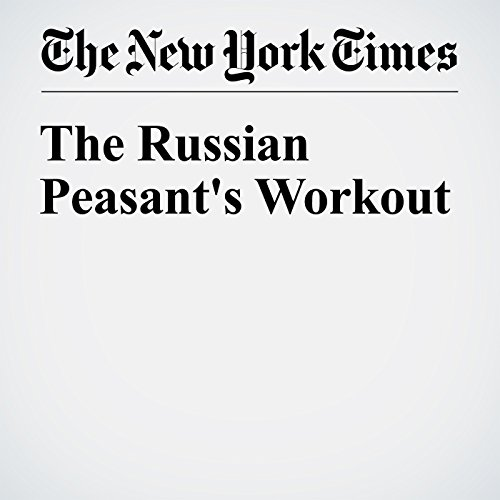 The Russian Peasant's Workout cover art