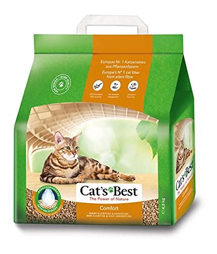 Rettenmaier Salvar Maier 29787Gato dispersa Cat 's Best Comfort, 10L